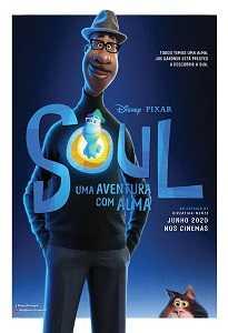 Poster do filme Soul: Uma Aventura com Alma