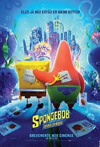 Poster do filme SpongeBob: Esponja em Missão