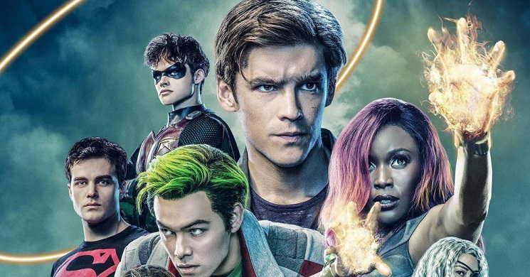 Série Titans foi renovada para uma terceira temporada