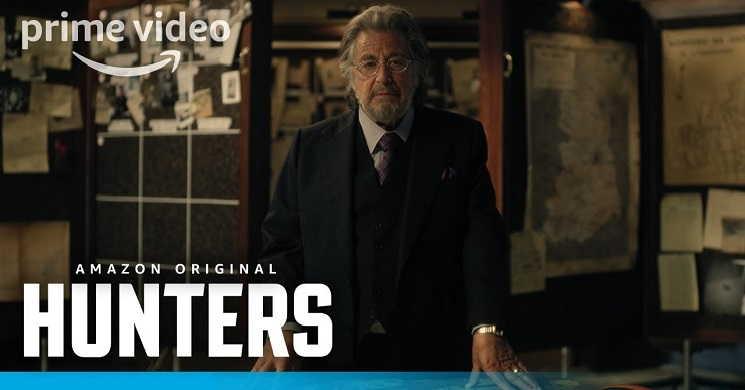 HUNTERS (2020) - Trailer da série da Amazon