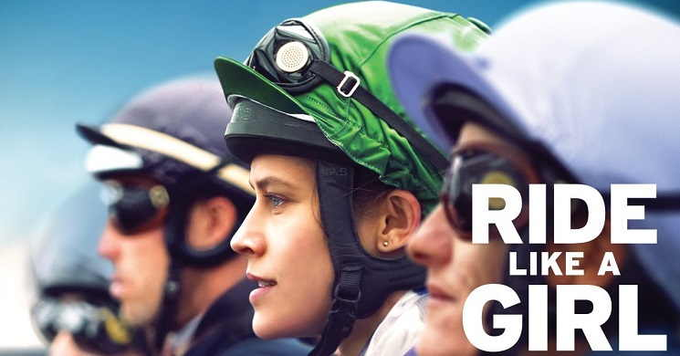 RIDE LIKE A GIRL (2019) - Trailer oficial