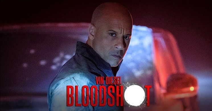 Trailer estendido em português do filme Bloodshot