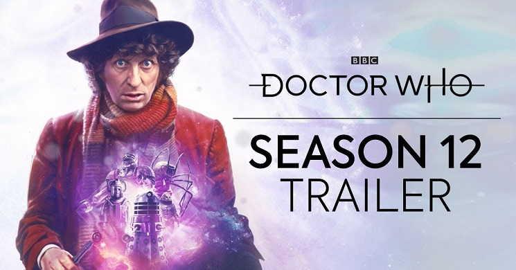 DOCTOR WHO - Trailer oficial da T12 da série BBC One