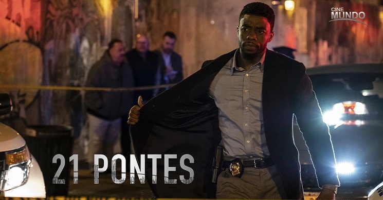 Trailer portugues do filme 21 pontes