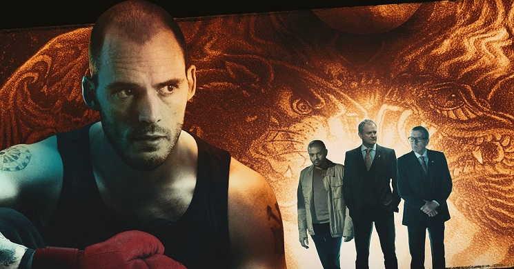 Trailer português do filme Teia de Corrupção
