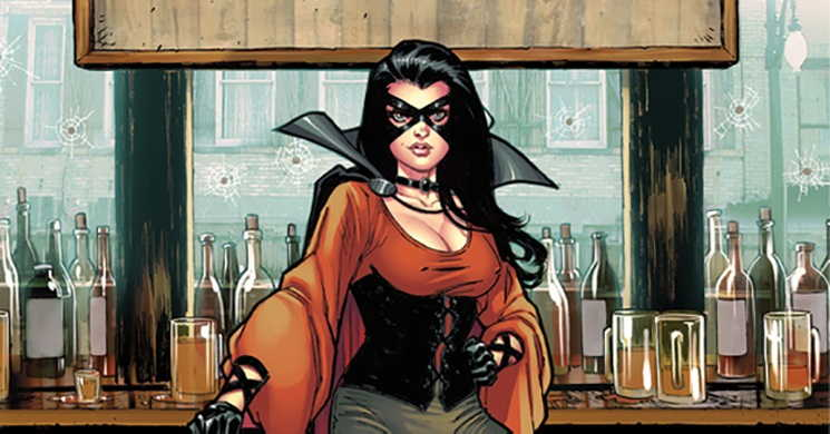 Versão feminina de Zorro numa série para a NBC