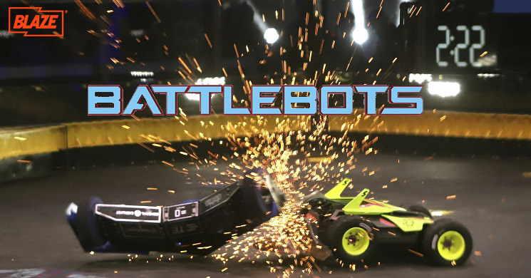 Estreia da temporada 4 da série Battlebots