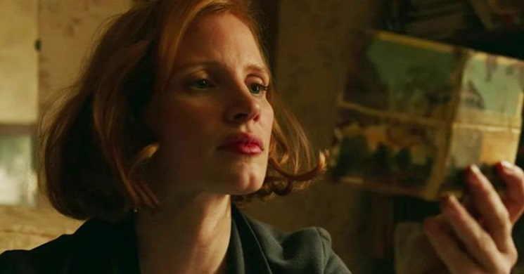 Jessica Chastain em negociações para se juntar a Ralph Fiennes em