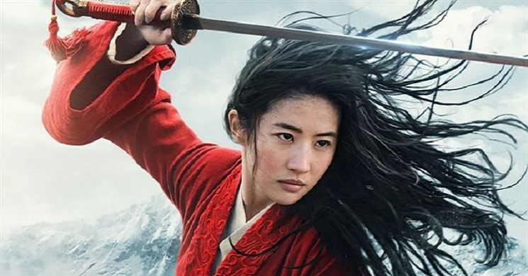 Novo trailer português do filme Mulan