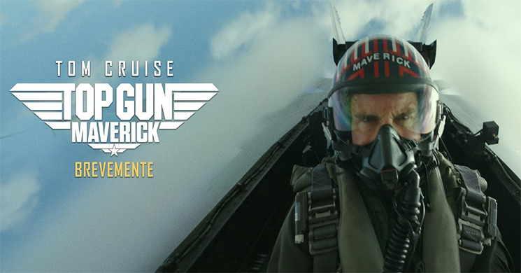 Novo trailer português do filme Top Gun: Maverick