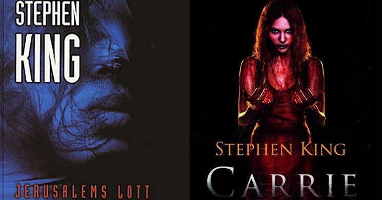 Obras de Stephen King adaptadas em novas séries
