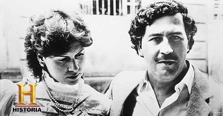Pablo Escobar: Operação Narco Estreia hoje no Canal História