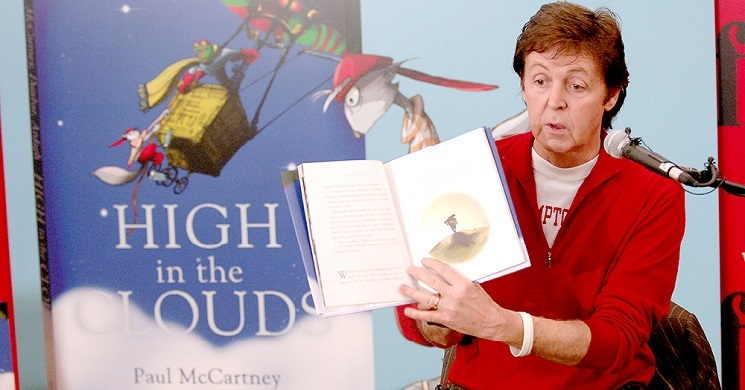 Paul McCartney junta-se com a Netflix no filme animado High in the Clouds
