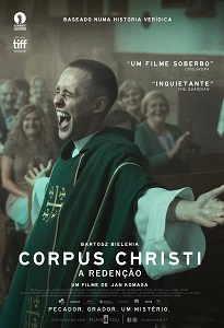 Poster do filme Corpus Christi: A Redençãoo