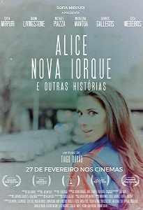 Poster do filme AlIce, Nova Iorque e Outras Histórias