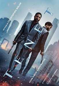 Poster do filme Tenet