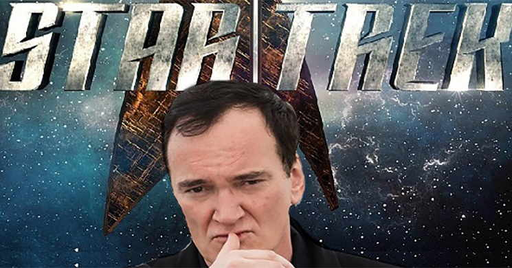 Quentin Tarantino disse que provavelmente irá desistir de Star Trek