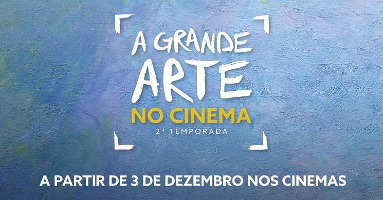 Temporada 2 de A Grande Arte no Cinema