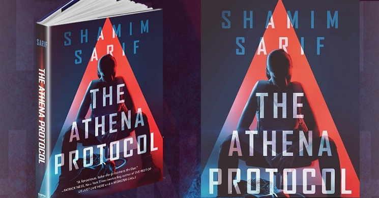 The Athena Protocol - Romance de espionagem vai ser adaptado numa série televisiva