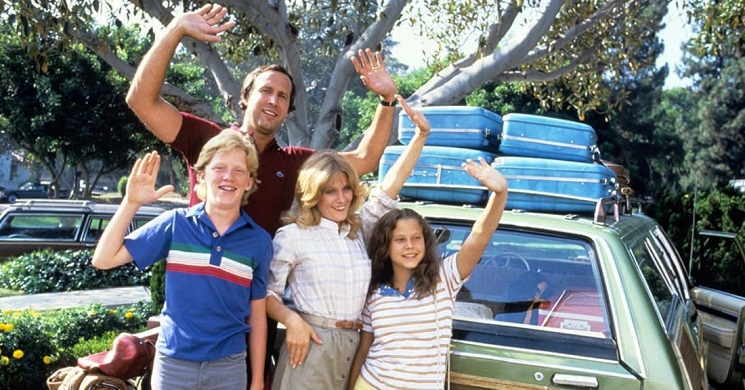 The Griswolds série da HBO Max