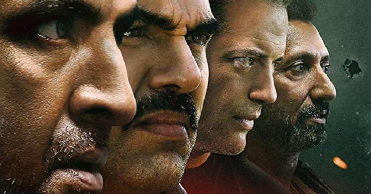 LINE OF DESCENT (2019) - Trailer oficial