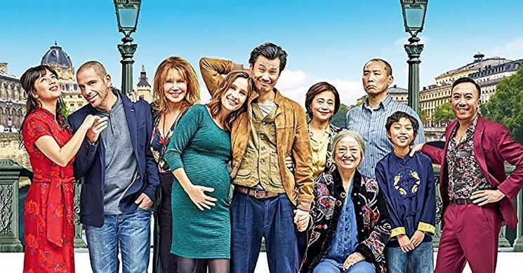 Trailer português da comédia francesa
