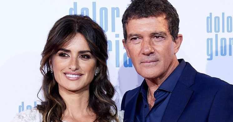 Antonio Banderas e Penélope Cruz protagonistas do filme Competencia Oficial