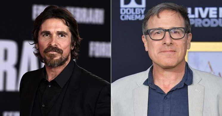 Christian Bale será o protagonista do novo filme de David O. Russell