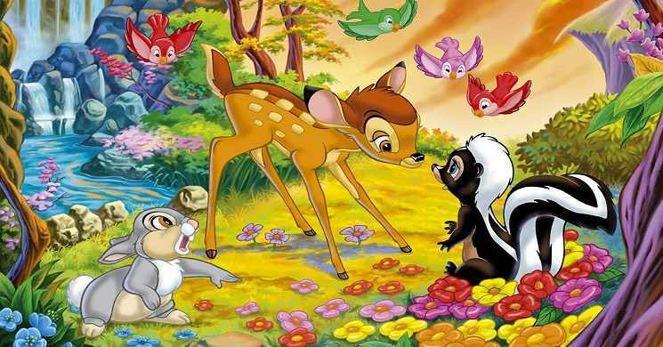 Disney vai adaptar Bambi em live-action