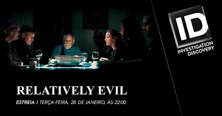 Estreia da série Relatively Evil