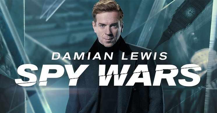 Estreia da série Spy Wars no canal História