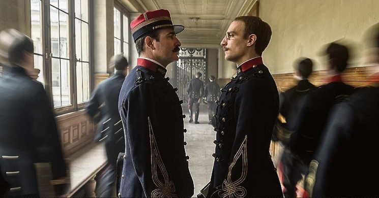 Estreia do filme J'Accuse: O Oficial e o Espião