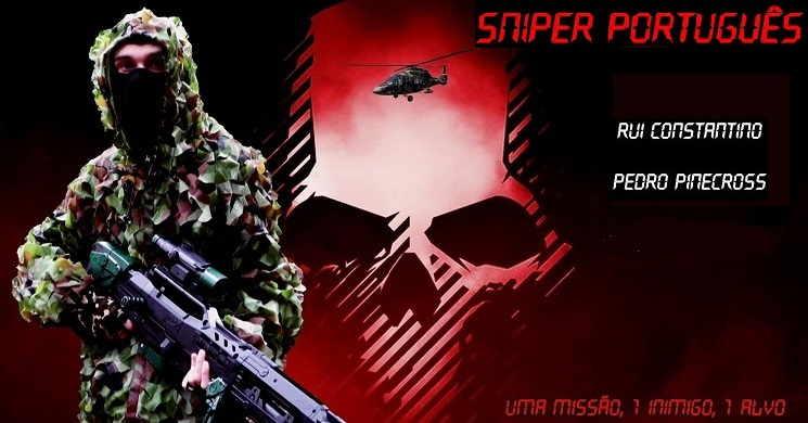 Estreia do filme Sniper Português