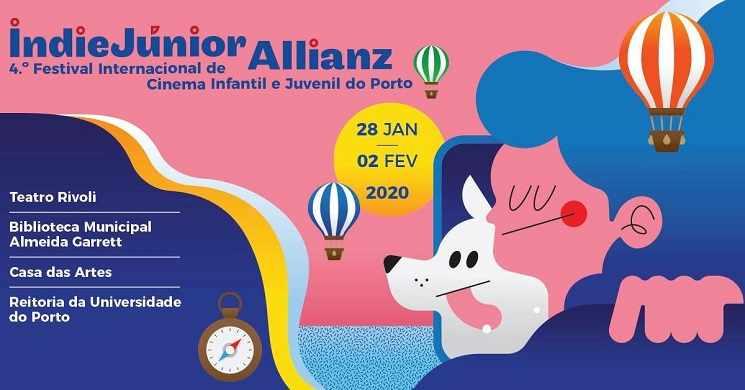 Está a chegar ao Porto mais uma edição do IndieJúnior Allianz
