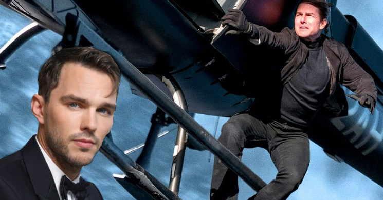 Nicholas Hoult no elenco da franquia Missão Impossível