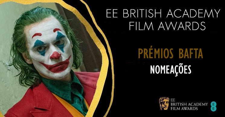 Nomeados aos Prémios BAFTA 2020