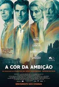 Poster do filme A Cor da Ambição