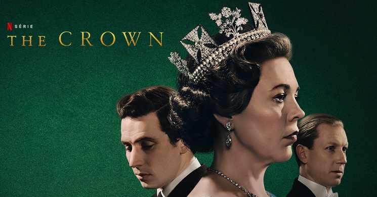 Série The Crown termina na quinta temporada