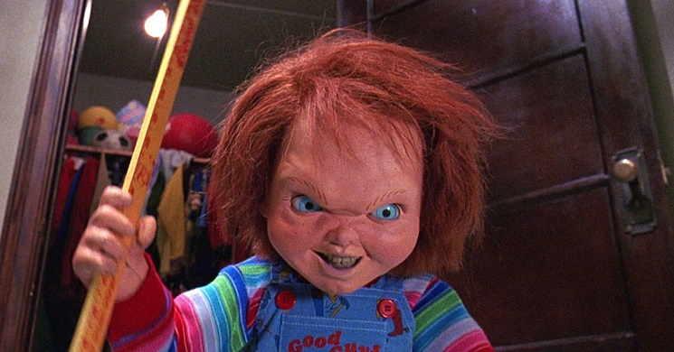 Syfy vai desenvolver série baseada no demoníaco boneco Chucky