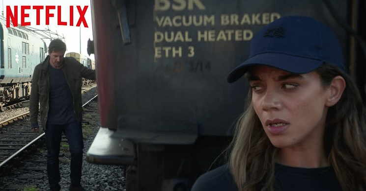 THE STRANGER - Trailer Legendado Portugal - T5 - Netflix