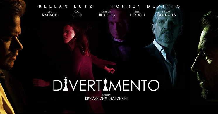 DIVERTIMENTO (2019) - Trailer oficial