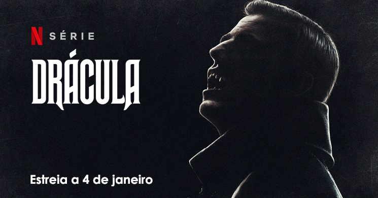 Trailer final português da série Drácula