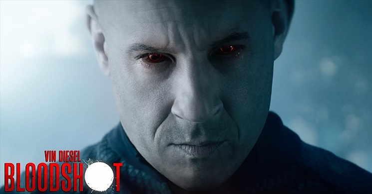 Trailer internacional português do filme Bloodshot