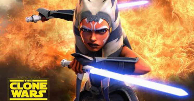 Trailer oficial da temporada 7 da serie Star Wars: The Clone Wars