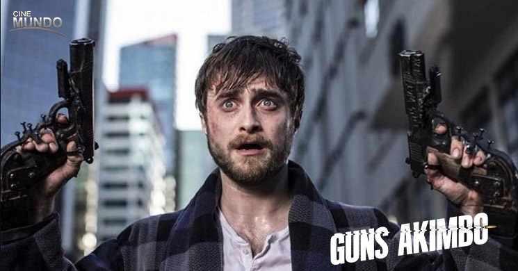 Trailer português do filme Guns Akimbo