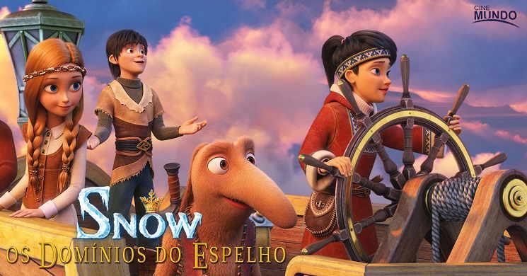 Trailer português da animação russa