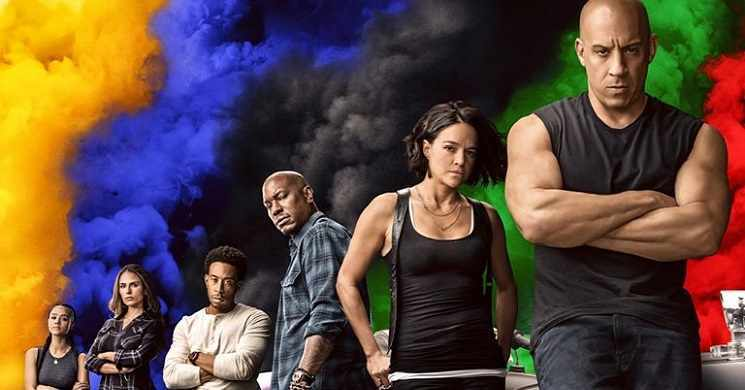 O regresso de Dominic Toretto. Trailer português de