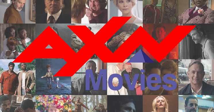 AXN Black assume uma nova identidade e passará a chamar-se AXN Movies