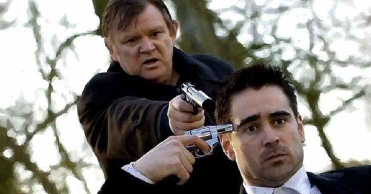 Colin Farrell e Brendan Gleeson num novo projeto