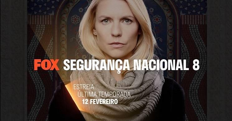 Estreia da temporada 8 da série Segurança Nacional